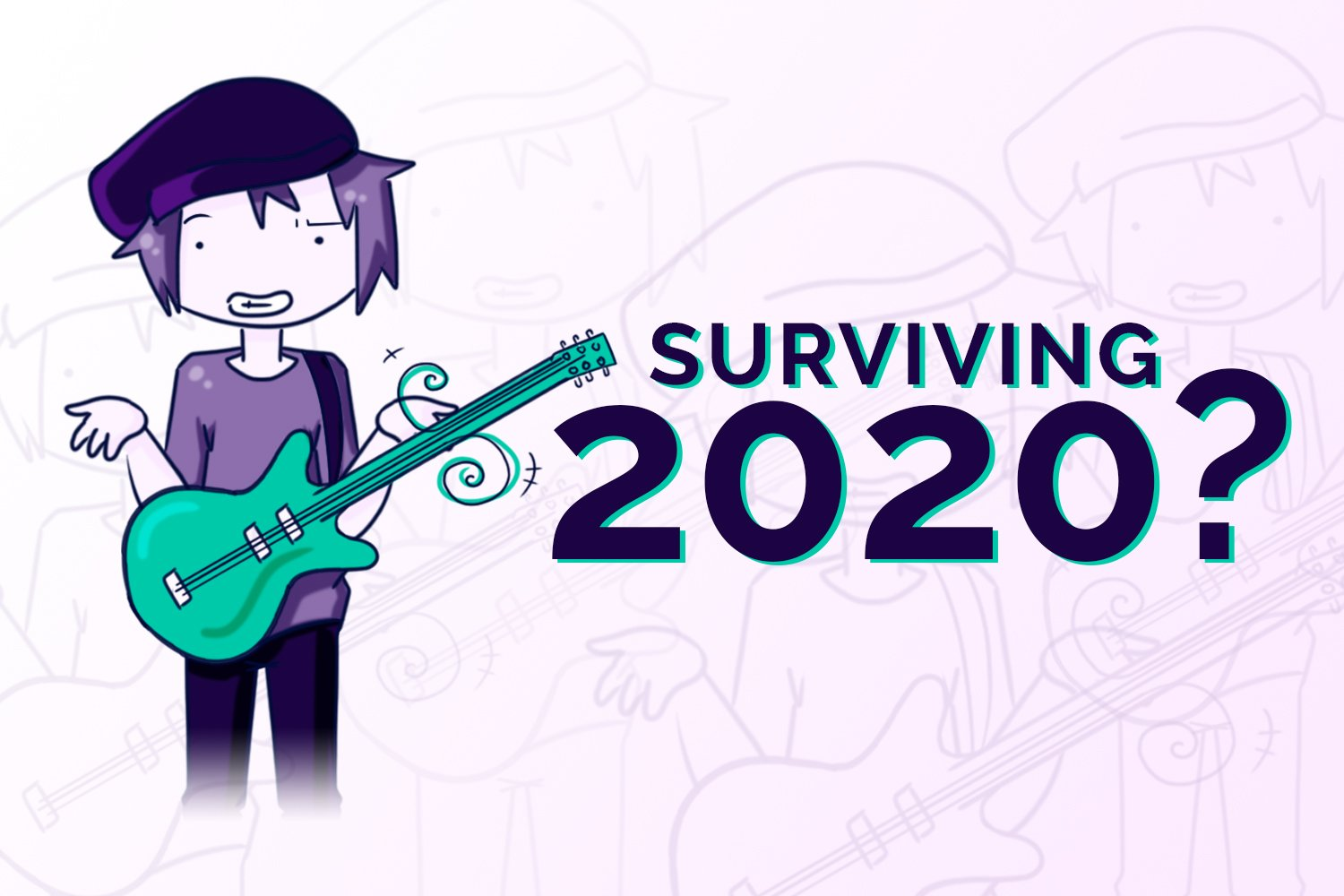 5 Things Musicians Should Avoid in the Back Half of 2020: Blog by The A&R Agency