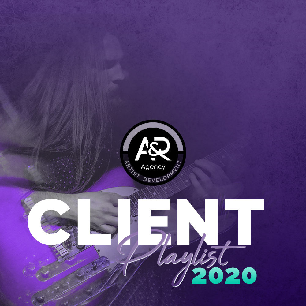 The A&R Agency 2020 Client Spotify Playlist